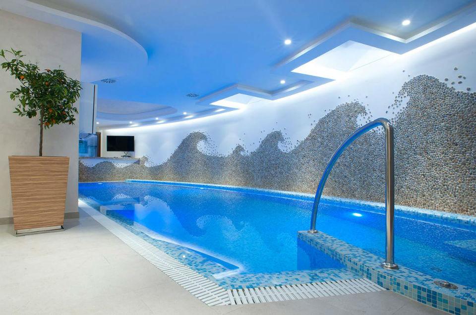 Private indoor pool suites  Alexandar Suites Budva Montenegro - | Budva's Hotels, Budva ...