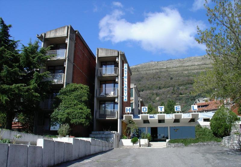 Кастелластва отель Черногория